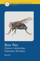 RES Handbook, Volume 10, Part 16: Blow Flies (Diptera: Calliphoridae, Polleniidae, Rhiniidae)