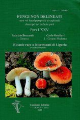 Fungi non Delineati 75: Russale Rare o Interessanti di Liguria, Secondo Contributo [Rare Or Interesting Russula from Liguria, Part 2]