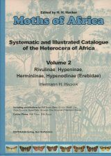 Moths of Africa – Systematic and Illustrated Catalogue of the Heterocera of Africa, Volume 2