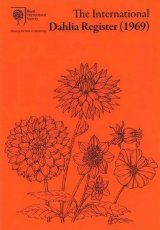 The International Dahlia Register (1969) - Twenty-First Supplement