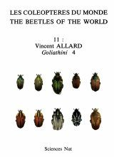 The Beetles of the World, Volume 11: Goliathini (Part 4)