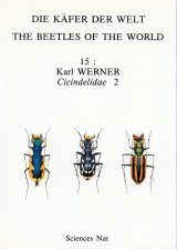 The Beetles of the World, Volume 15: Cicindelidae (Part 2)