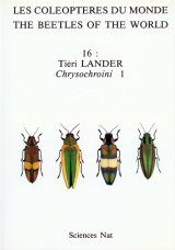 The Beetles of the World, Volume 16: Chrysochroini (Part 1)
