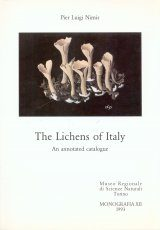 The Lichens of Italy: An Annotated Catalogue