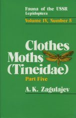 Fauna of the USSR, Lepidoptera,Volume 4/5: Clothes Moths Image
