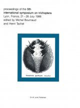 Proceedings of the 5th International Symposium on Trichoptera, Lyon (France) July 21-26, 1986
