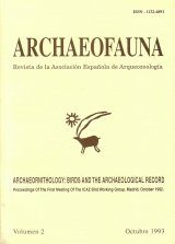 Archaeornithology: Birds and the Archaeological Record Image
