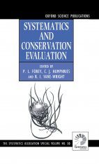 Systematics and Conservation Evaluation
