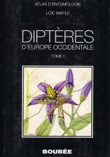 Diptères d'Europe Occidentale, Tome 1 [Diptera from Western Europe, Volume 1]