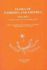 Flora of Ethiopia and Eritrea, Volume 5 Image