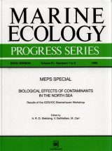 Biological Effects of Contaminants in the North Sea