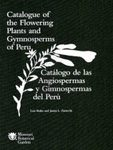 Catalogue of the Flowering Plants and Gymnosperms of Peru