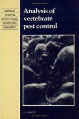Analysis of Vertebrate Pest Control