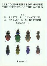 The Beetles of the World, Volume 8: Carabini (Part 1)