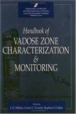 Handbook of Vadose Zone Characterisation and Monitoring