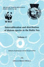 Intercalibration & Distribution of Diatom Species in the Baltic Sea Volume 4 Image