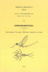 Insecta Helvetica, Fauna Band 9: Ephemeroptera [French]