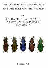 The Beetles of the World, Volume 22: Carabini (Part 3)