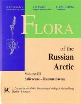 The Flora of the Russian Arctic, Volume 3 Image