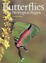 Butterflies of the Neotropical Region, Part 7