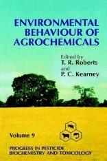 Environmental Behaviour of Agrochemicals Image