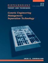 Genetic Engineering, Mutagenesis, Separation Technology