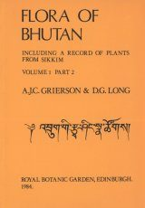 Flora of Bhutan, Volume 1, Part 2
