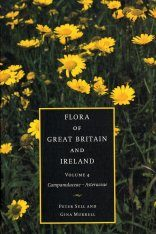Flora of Great Britain and Ireland, Volume 4: Campanulaceae - Asteraceae Image