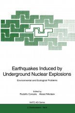 Earthquakes Induced by Underground Nuclear Explosions