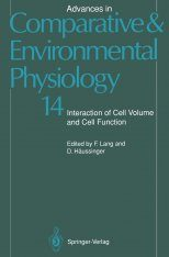 Interaction of Cell Volume and Cell Function
