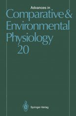 Advances in Comparative and Environmental Physiology, Volume 20
