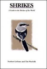 Shrikes: A Guide to the Shrikes of the World Image