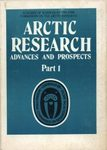 Arctic Research, Advances and Prospects (2-Volume Set)