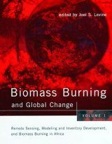 Biomass Burning and Global Change, Volume 1: Remote Sensing, Modelling and Inventory Development, Biomass Burning in Africa Image
