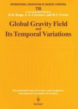 Global Gravity Field and its Temporal Variations