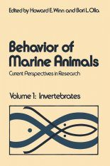Behavior of Marine Animals, Volume 1: Invertebrates