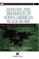 Ecology and Behaviour of North American Black Bears
