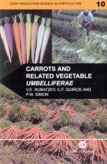 Carrots and Related Vegetable Umbelliferae