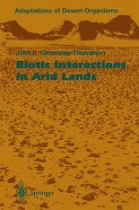 Biotic Interactions in Arid Lands