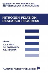 Nitrogen Fixation Research Progress
