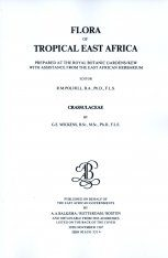 Flora of Tropical East Africa: Crassulaceae