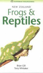 New Zealand Frogs and Reptiles