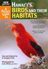 A Pocket Guide to Hawaii's Birds and their Habitats