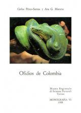 Ofidios de Colombia [Snakes of Colombia]