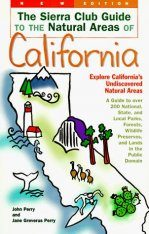 Sierra Club Guides to the Natural Areas of California Image