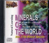 Minerals of the World CD-ROM