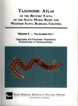 Taxonomic Atlas of the Benthic Fauna of the Santa Maria Basin and the Western Santa Barbara Channel, Volume 4 Image