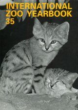 International Zoo Yearbook 35: Felids