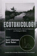 Ecotoxicology: Ecological Fundamentals, Chemical Exposure, and Biological Effects Image