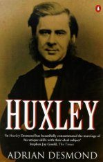 Huxley: From Devil's Disciple to Evolution's High Priest Image